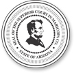 Seal of the Superior Court in Maricopa County, State of Arizona